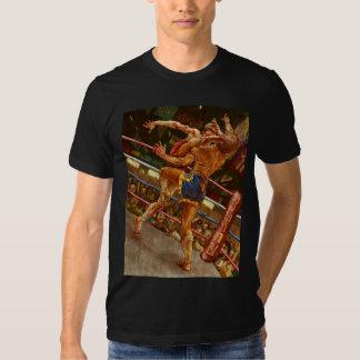 Tailandés de Muay Camisetas