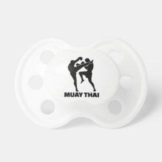 Tailandés de Muay Chupetes