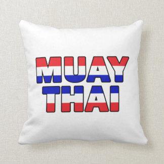 Tailandés de Muay Cojín Decorativo