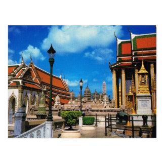 Tailandia, Bangkok dentro de Wat Phra Keo Postal