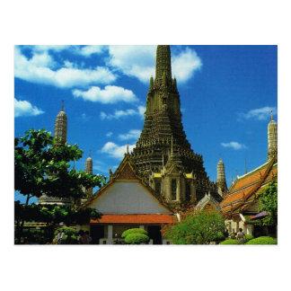 Tailandia, Bangkok, gran pagoda, Temple of Dawn Postal