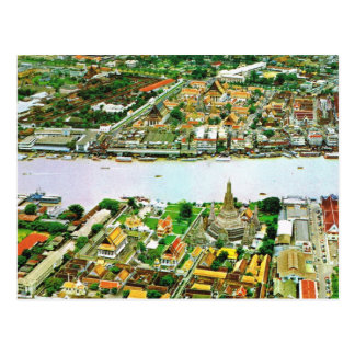 Tailandia, Bangkok, río Postal