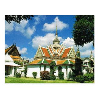 Tailandia, Bangkok, templo de Aroon Postal