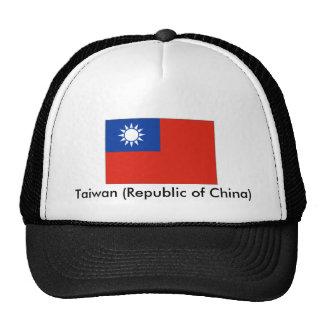 Taiwán (la República de China) Gorra