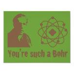 Tal Bohr Invitación 10,8 X 13,9 Cm