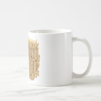 Tallarines de ramen secados taza de café