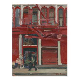 Taller de pintura de la perla Manhattan Postal