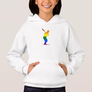 Talud del arco iris