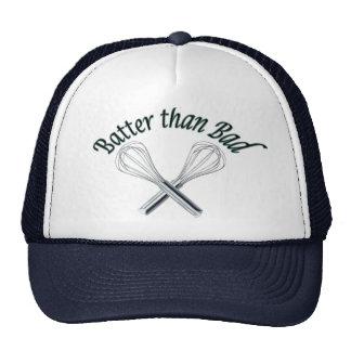 Talud que la mala hornada casual gorras