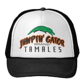 Tamales del cocodrilo de Jumpin Gorros