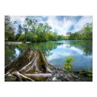 Tamaño del poster 16x12 Landscape Customize del Fotos