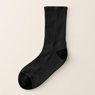 Tamaño: Pequeño todo encima - los calcetines de la