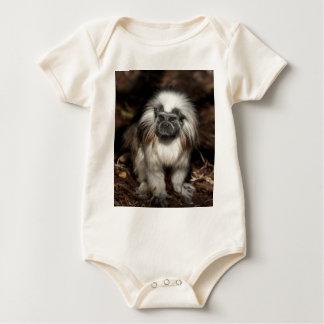 Tamarin del Algodón-top Body Para Bebé