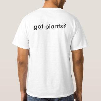 También camiseta blanca del vegano im