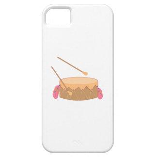 Tambor emplumado iPhone 5 Case-Mate funda