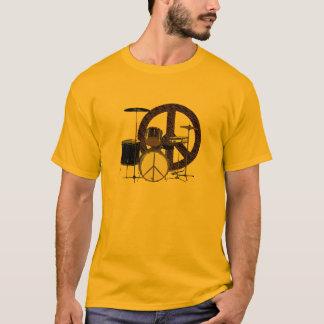 Tambores de la paz camiseta