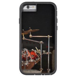 Tambores rojos funda para  iPhone 6 tough xtreme