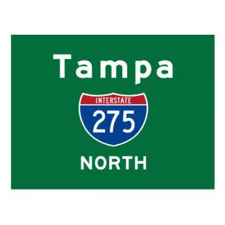 Tampa 275 postal