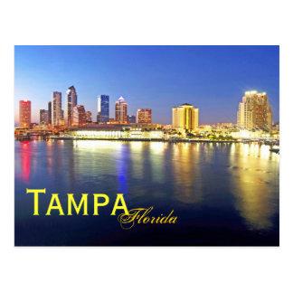 Tampa, la Florida, los E.E.U.U. Postal