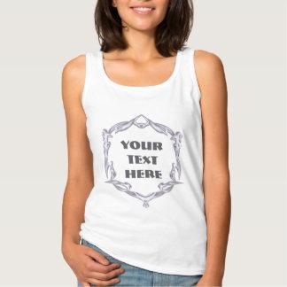 Tamplate Camiseta Con Tirantes
