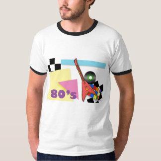 Tan años 80 retros camiseta