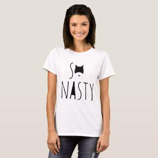 tan desagradable camiseta