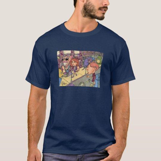 Tan extraño camiseta