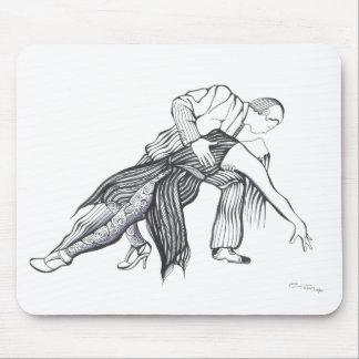 Tango de Quiero Alfombrilla De Ratón