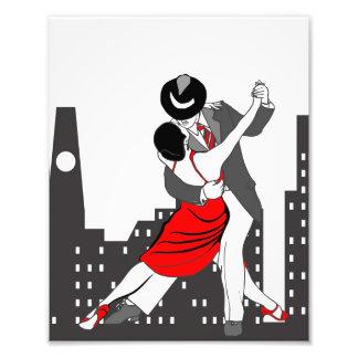 Tango y la ciudad foto