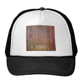 Tannenwald I de Gustavo Klimt Gorra