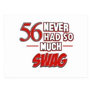 tanto swag nunca tenido 56 postal