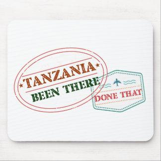 Tanzania allí hecho eso alfombrilla de ratón