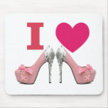 Tapete para ratón I love High heels! Tapete De Ratones