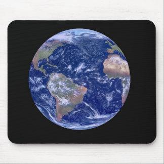 Tapete planeta Tierra Alfombrilla De Ratón
