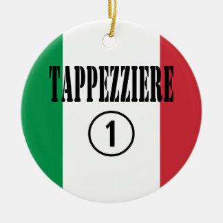 Tapiceros italianos: Uno de Tappezziere Numero Ornato