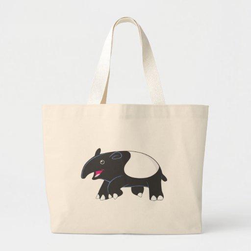 Tapir feliz bolsas