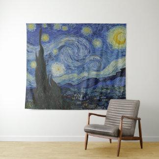 Tapiz Bella arte de Vincent van Gogh GalleryHD de la