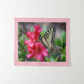 Tapiz Mariposa en las flores