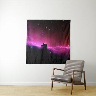 Tapiz NASA de Barnard 33 de la nebulosa de Horsehead