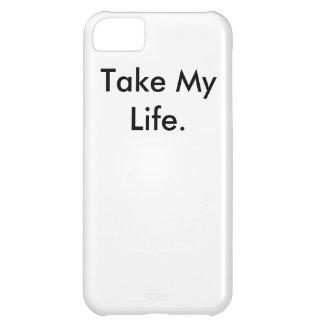 """Tarde caso de Iphone 5C de mi vida"" Funda Para iPhone 5C"