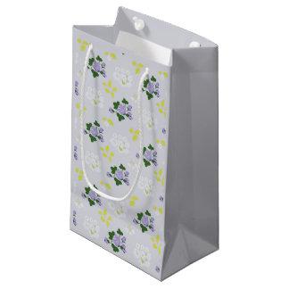 Tarde en un bolso del regalo de la tarde de la bolsa de regalo pequeña