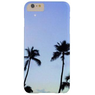 Tarde Skys - iPhone 6/6S más el caso Funda Barely There iPhone 6 Plus