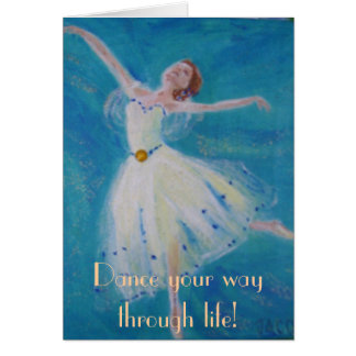 Tarjeta ¡2008 03 24 001-36, baila su manera con vida!