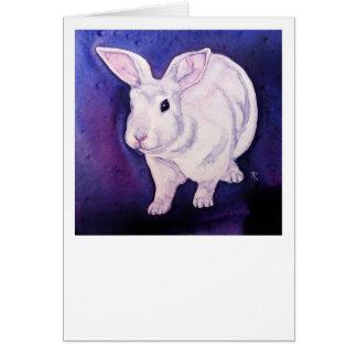 Tarjeta #2 del conejo de conejito