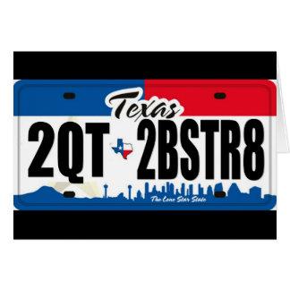 Tarjeta 2QT2BSTR8:  Tejas
