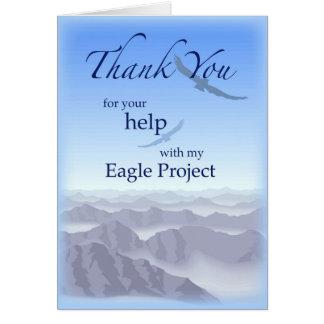Tarjeta 3898 gracias proyecto de Eagle
