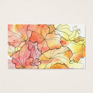 Tarjeta abstracta
