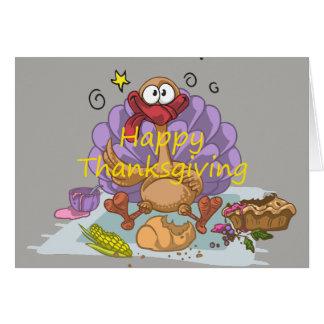 Tarjeta Acción de gracias