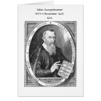 Tarjeta Adán Gumpelzhaimer