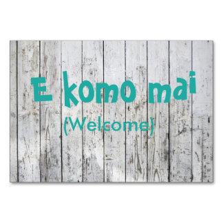Tarjeta (agradable) del AMI de E Komo
